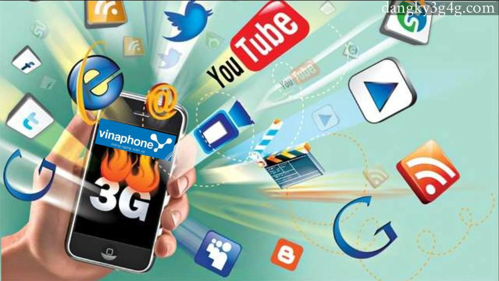 Hướng dẫn đăng ký 3G Vinaphone THÁNG