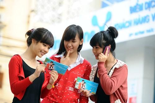 Đăng ký các gói cước 3G VinaPhone rẻ nhất
