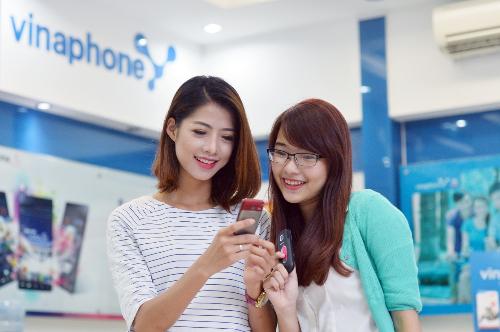 Khuyến mãi Vinaphone tặng 50% thẻ nạp ngày 30/8/2017