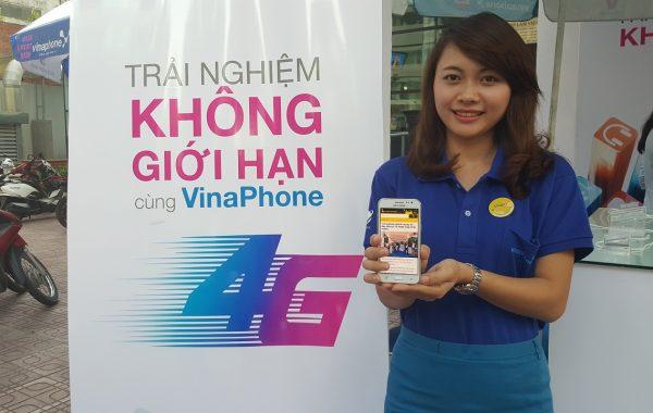4g vinaphone trao giải thưởng