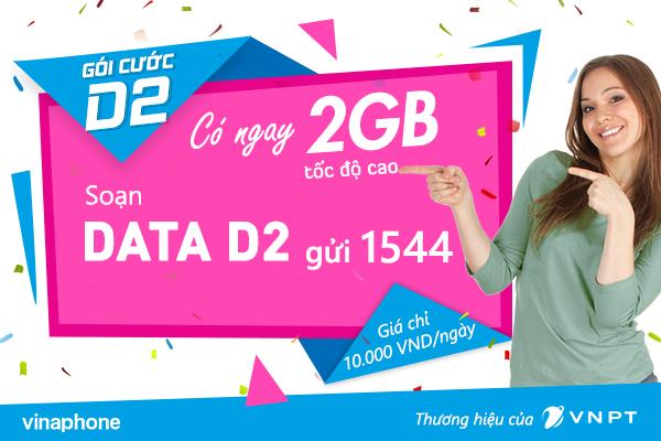 Đăng ký 3G VinaPhone 1 ngày mới nhất năm 2018