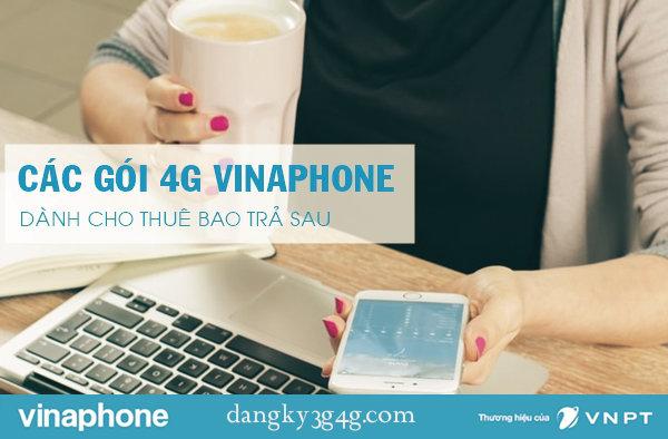 Hướng dẫn cách đăng ký 4G VinaPhone trả sau mới nhất 2018