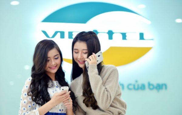 Viettel khuyến mại 50% giá trị thẻ nạp theo danh sách