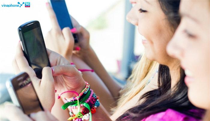 VinaPhone tặng dung lượng data miễn phí ngày Vàng
