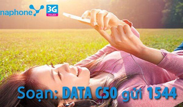 Đăng ký gói C50 Vinaphone nhận 50 SMS, 50 phút gọi giá chỉ 5.000đ
