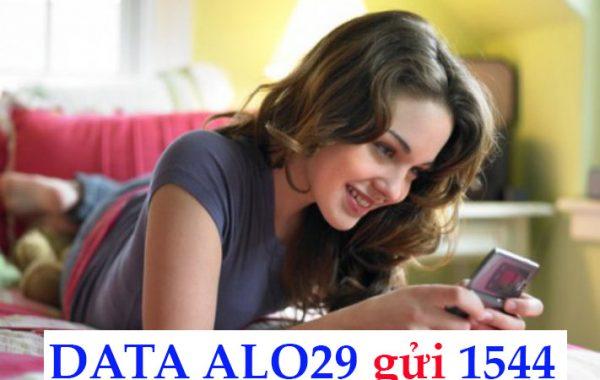 Đăng ký gói cước ALO29 Vinaphone gọi thoại miễn phí dưới 10 phút