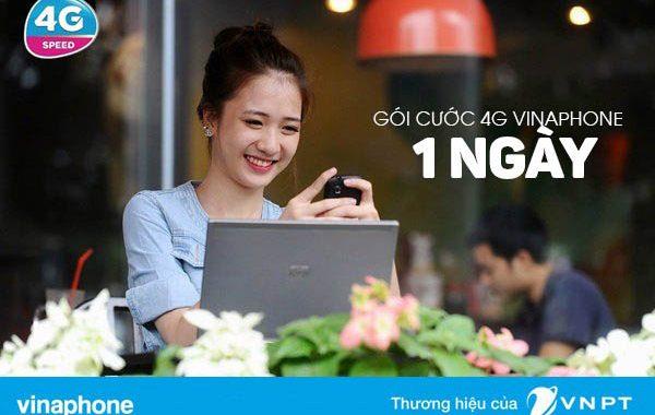 Đăng ký 4G Vinaphone 1 ngày chỉ mất 10k như thế nào?