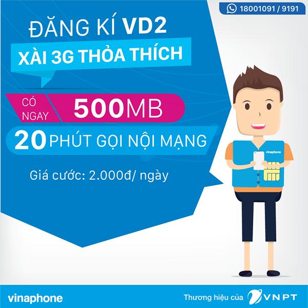 Gói V2 Vinaphone