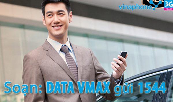 Hướng dẫn đăng ký gói cước VMAX VinaPhone chỉ 3,000đ