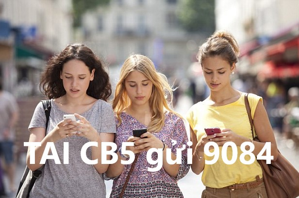 Cách đăng ký gói CB5 MobiFone nhận 5GB và 550 phút gọi mỗi tháng