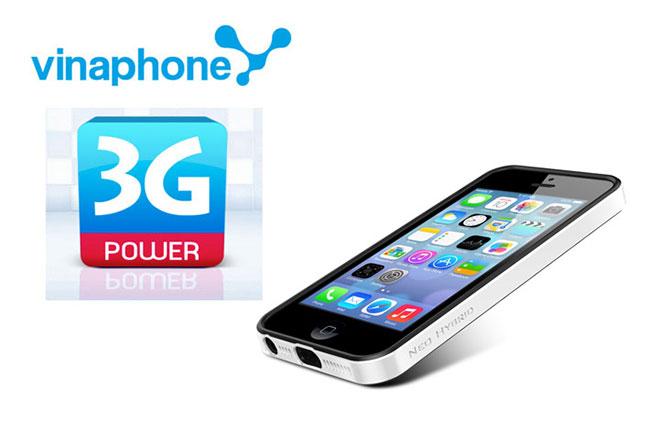 Đăng ký gói 3G Vinaphone 1 năm