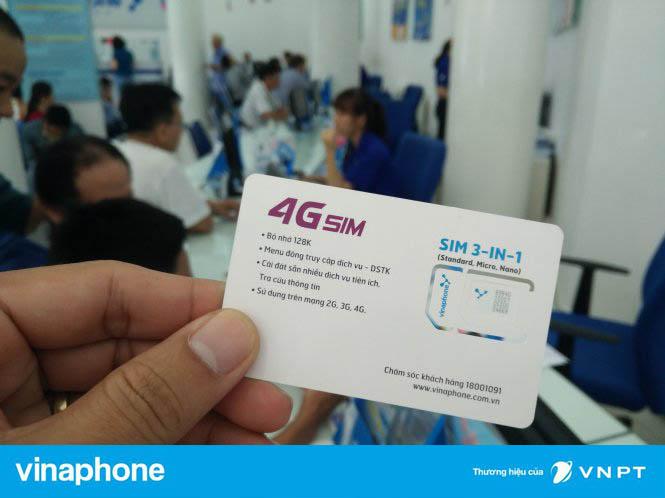 Vì sao nên chuyển sang dùng sim 4G Vinaphone?