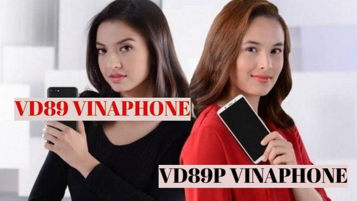 Hai gói cước VD89 và VD89P Vinaphone có gì khác nhau?