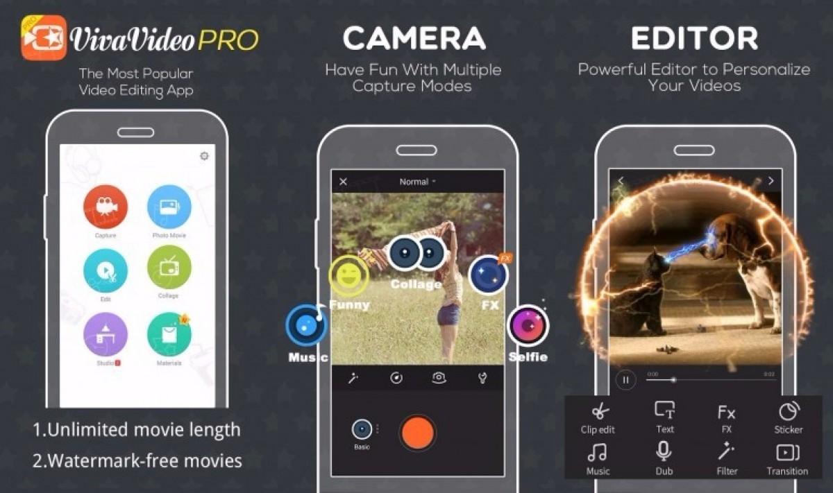 Top những ứng dụng làm video trên điện thoại hay không thể bỏ qua