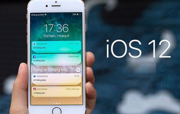 6 thủ thuật đơn giản tăng tốc cho iPhone sau khi nâng cấp iOS 12
