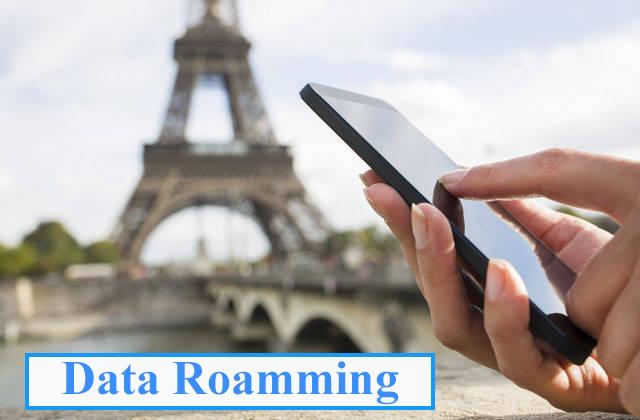 Vinaphone ưu đãi giảm 95% cước data roamming quốc tế