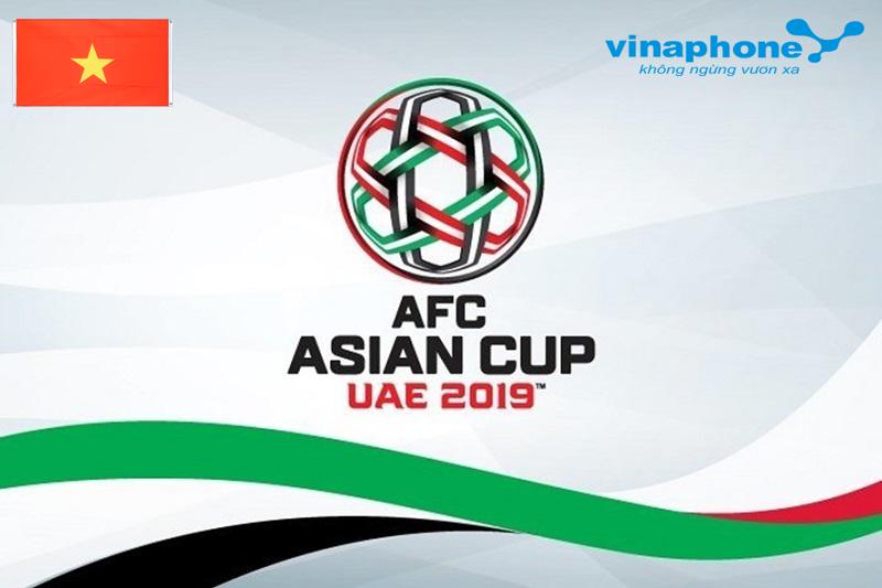 Chọn gói 4G Vinaphone nào để xem Asian Cup 2019