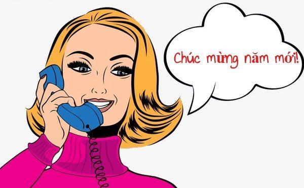 Hướng dẫn đăng ký gói C69 Vinaphone, gọi điện chúc Tết, cả nhà đều vui