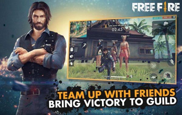 Hướng dẫn cách nạp thẻ Vinaphone vào game Free Fire Garena
