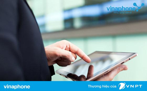 Đăng ký gói D500 Vinaphone cho sim Ezcom nhận 60GB Data 1 năm