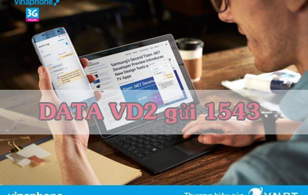Đăng ký gói cước VD2 nhận 20 phút gọi và 500MB DATA chỉ 2,000đ