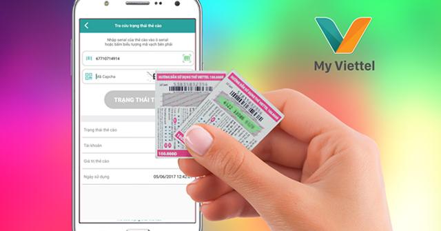 Hướng dẫn 2 cách nạp thẻ bằng mã QR Viettel nhanh gọn
