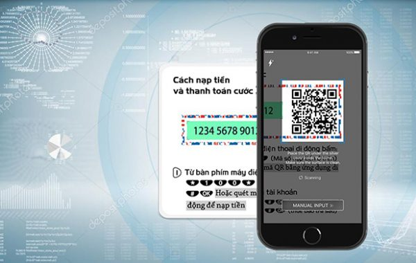 2 cách nạp thẻ bằng mã QR Mobifone để nạp tiền nhanh chóng