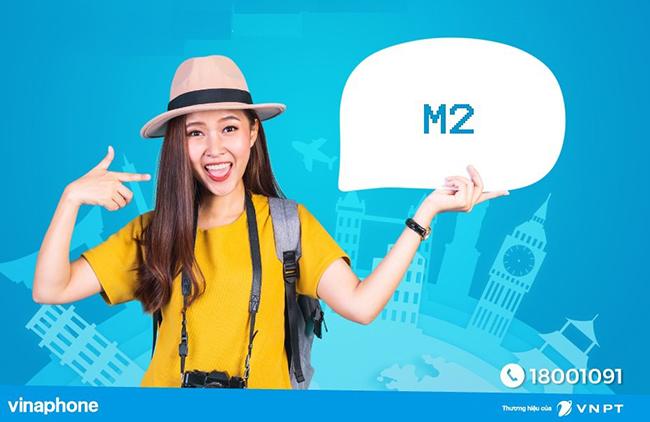 Đăng ký gói M2 Vinaphone nhận 6GB và miễn phí DATA xem Phim