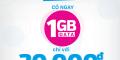 Đăng ký gói DT20 Vinaphone nhận 1GB dùng trong 7 ngày giá chỉ 20.000đ