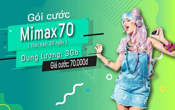 Hướng dẫn hủy gói MIMAX70 Viettel nhanh và miễn phí qua SMS