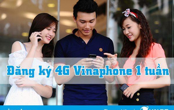 Cách đăng ký gói 4G Vinaphone 1 tuần giá chỉ 20k đến 30k