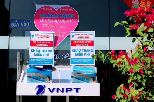 VNPT khuyến cáo khách hàng về phòng chống dịch nCoV