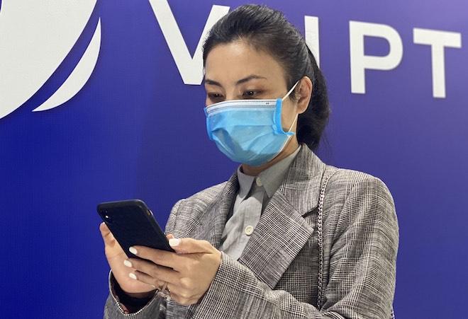 Vinaphone miễn phí cước gọi tới đường dây nóng về dịch bệnh Virus Corona