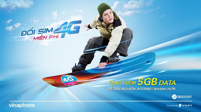 Hướng dẫn 3 cách đổi sim 4G Vinaphone tại nhà dễ dàng