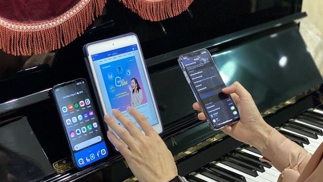 MultiSIM VinaPhone dùng đồng thời trên nhiều thiết bị