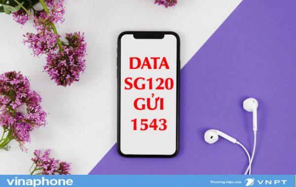 Đăng ký gói SG120 Vinaphone miễn phí gọi và data khủng