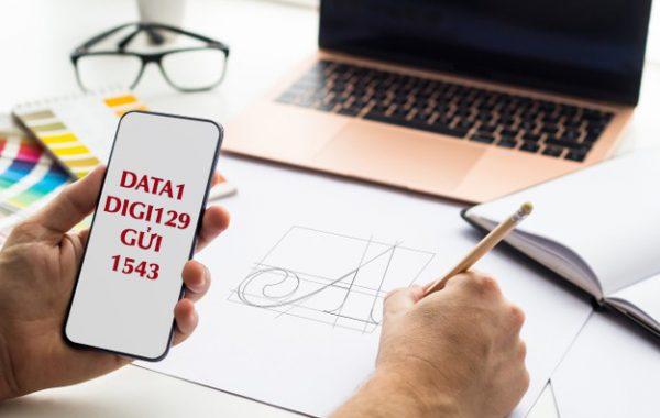 Hướng dẫn đăng ký gói DIGI129 Vinaphone nhận 2gb/ngày