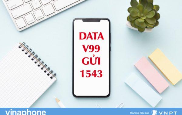 Đăng ký gói V99 Vinaphone 99k ưu đãi đến 1650 phút gọi